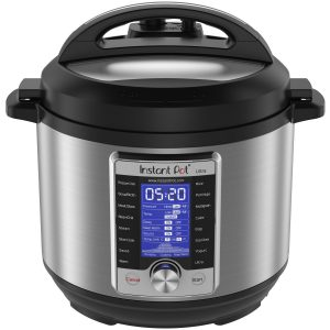 Instant Pot Ultra 6-Quartz Programmable 10-In-1 Multi-Cooker