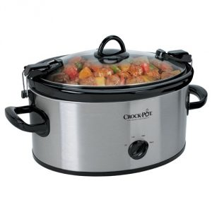 Cadet Crock-Pot SCCPVL600S 6-Quartz Multi-Cooker