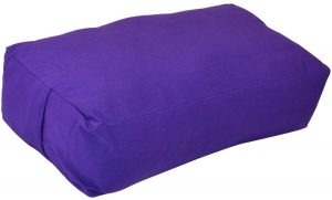 Yoga Accessories Supportive Rectangular Yoga Pillow
