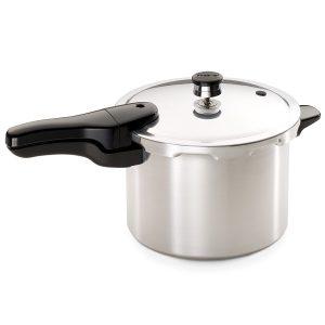 Presto six-Quart 01264 Aluminum Pressure Cooker