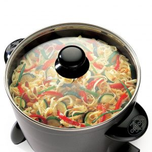 Presto 06003 Options Electric Multi-Cooker