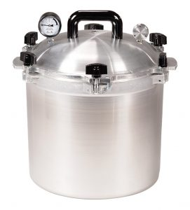 All American Pressure 21-1/2-Quart Cooker Canner