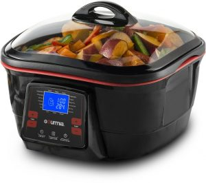 Gourmia GMC780 18-In-1 Multi-Cooker