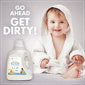 Earth Friendly Ecos Disney Baby Laundry Detergent