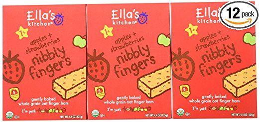 Ella's Kitchen Snacks