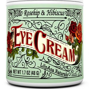 Moisturizer Eye Cream (1oz) 94 percent Natural Anti-Aging Care for your skin