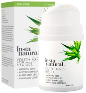 InstaNatural Gel Eye Cream
