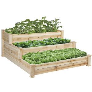 Best Choice Products Raised Vegetable Garden Planter-Garden Planters