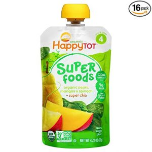 Happy Tot stage 4 superfoods