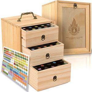 Large Organizer with Handle EO Box