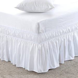 Meila 3 Fabric Bed Skirt