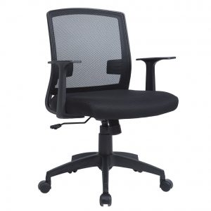 AmazonBasics Mid-Back Mesh Task Chair