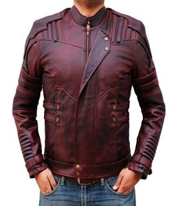Decrum Star Lord Jacket Costume