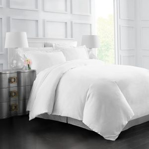 Egyptian Soft Brushed 1500 Series Microfiber Duvet Cover Set
