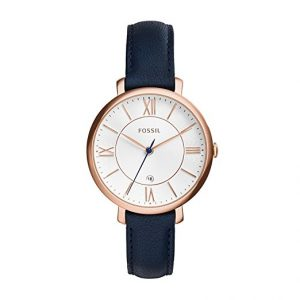 Fossil Jacqueline Three-Hand Watches Women