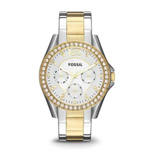 Fossil Riley Stainless Steel Watches Women