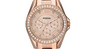 Fossil Riley Women Watch