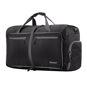 GONEX 60LPackable Travel Duffel Bag
