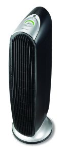 Honeywell HFD-120-Q Tower Air Purifier Permanent Washable Filters, Quiet Clean