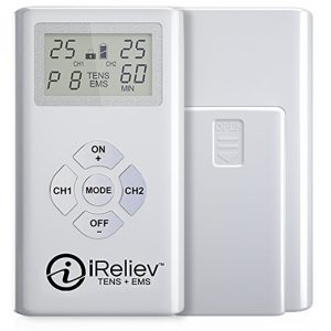 IReliev TENS + EMS Unit