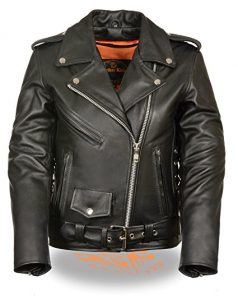 Milwaukee Leather LC2700 Ladies Bike Jacket