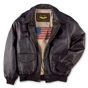 Landing Leathers A-2 Men's Air Force Leather Jacket