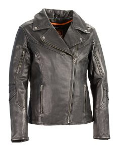 Milwaukee Leather Women's Motorcycle Jacket