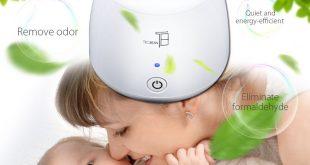 Ozone Freshener, USB Portable Ionic Air Purifier &Ionizer