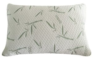 Sleep Whale Premium Adjustable Shredded Memory Foam Pillow