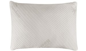 Snuggle-Pedic Ultra-Luxury Bamboo Shredded Memory Pillow