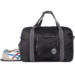 WANDF Foldable Travel Duffel Bag