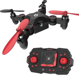 Holy Stone HS190 Headless Mode Foldable Mini Drone