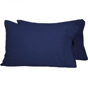 Bare Home 1800 Premium Ultra-Soft Microfiber Pillow Case Set