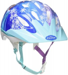 Bell Child Frozen Cycling Helmets