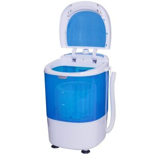 COSTWAY7 lbs Capacity Mini Washing Machine
