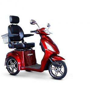 E-Wheels – EW-36 Full-Sized Scooter