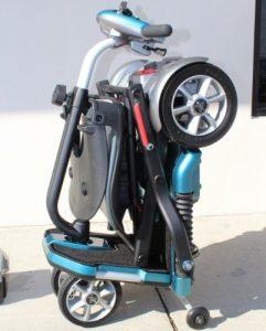 EV Rider Travel Electric Transport Folding Mobility