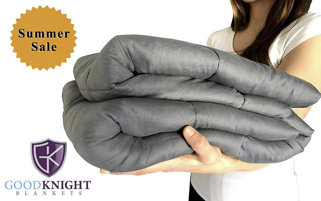 Good Knight Blankets Weighted Couple Blankets