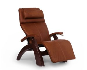 """Human Touch Perfect Chairs """"PC-420"""" Crafted Zero-Gravity Manual Recliner"""