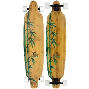 Krown Krex 2 Bamboo Freestyle Longboard