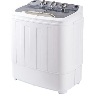 Merax Mini Compact Washer Machine