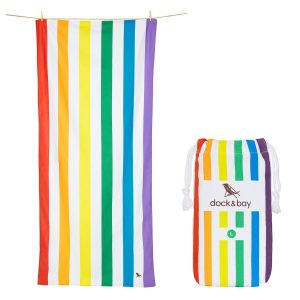 Microfiber Sand Free Towel - Beach Towels for Travel and Swimmers, Quick Dry Towel