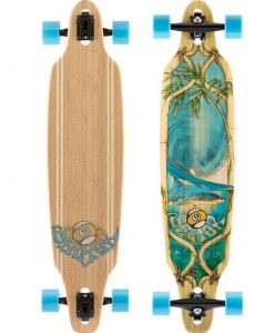 Sector 9 Bamboo Drop-Through Longboard