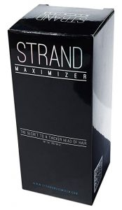 Strand Maximizers Hair Concealing Powder