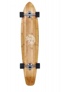 Ten Toes Board Emporium Bamboo Longboard