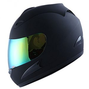 WOW Full Face Motorcycle Helmet