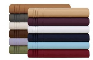 HC Collection 1500 Thread Count Egyptian Pillow Case