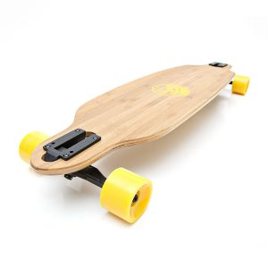 Whitewave Bamboo Longboard
