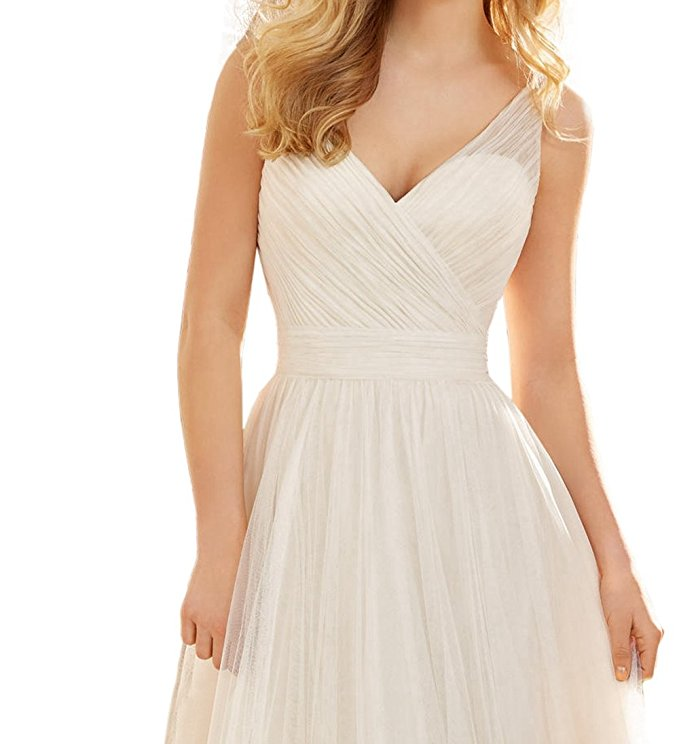 Top 10 Best Beach Wedding Dresses Reviews - Top Best Pro Review