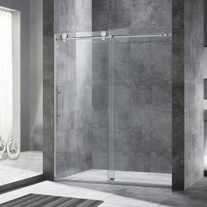 Woodbridge Frameless shower door